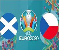 يورو ٢٠٢٠ | انطلاق مباراة «إسكتلندا والتشيك» .. بث مباشر