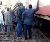 مصرع بائعة أنابيب تحت عجلات قطار في السنطة