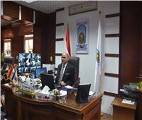 رئيس جامعة الأقصر يشارك فى اجتماع المجلس الأعلى لشئون التعليم والطلاب