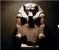 تمثال الملك تحتمس الثاني.. احد مقتنيات متحف الأقصر