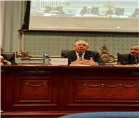 القصير امام لجنة الزراعة والري بمجلس الشيوخ يستعرض المبادرات المقدمة للمزارعين والمربين