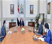 الرئيس السيسي يوجه بتوفير كافة الخدمات اللازمة بالمجتمعات العمرانية الجديدة