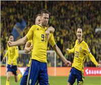 تشكيل السويد لمواجهة إسبانيا.. «يورو 2020»