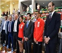 وزير الرياضة يشهد ختام منافسات بطولة العالم للخماسي الحديث