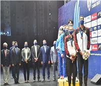 كوريا تفوز بذهبية الزوجي المختلط في بطولة العالم للخماسي الحديث