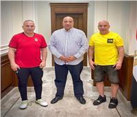 مصيلحى يحسم مصير التوأم مع الاتحاد السكندرى.. تعرف على التفاصيل