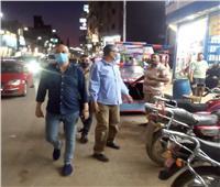 رفع 20 طن قمامة من شوارع الباجور في المنوفية | صور