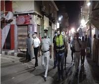 ضبط 91 مخالفة وتنفيذ 70 إزالة في حملة ليلية بشوارع الأقصر