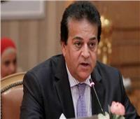 وزير التعليم العالي: خارطة طريق لرفع تصنيف الجامعات المصرية