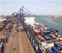 تداول 195 ألف طن بضائع استراتيجية بميناء الإسكندرية