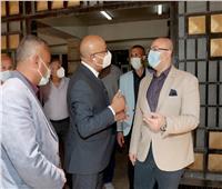 افتتاح مركز لتدريب وتنمية الموارد البشرية بصحة بني سويف