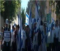 يتقدمهم إيتمار بن غفير.. بدء مسيرة الأعلام الإسرائيلية في القدس
