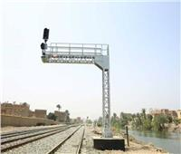 تنهي أخطاء الحوادث.. ننشر تطورات «كهربة إشارات» السكة الحديد