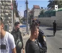 إصابة فلسطينيين خلال مواجهات مع الاحتلال في البلدة القديمة للقدس