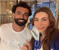 صفقة القرن.. يارا تلتقي محمد صلاح في دبي
