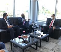 «حماية المنافسة» يستقبل سكرتير عام اتفاقية التجارة الحرة القارية الأفريقية