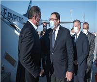 السفير المصري ورئيس الترجي في استقبال بعثة الأهلي في تونس