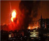 إسرائيل تشن غارات جوية على جنوب قطاع غزة