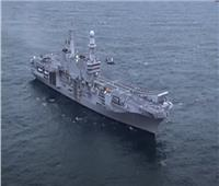 كوريا الجنوبية تطور حاملة طائرات جديدة لأسطولها الحربي ..فيديو
