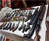 سقوط تجار السموم والأسلحة النارية في قبضة مباحث الجيزة