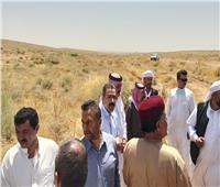 محافظ مطروح يختتم زيارته للأردن بتفقد الصندوق الهاشمي لتنمية المراعي
