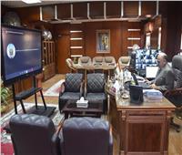 جامعة الأقصر تشارك في اجتماع المجلس الأعلى لشئون الدراسات العليا والبحوث