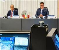 رئيس وكالة الفضاء المصرية يشارك في فعاليات منتدى الفضاء بالبرتغال