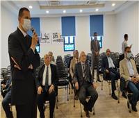 رئيس جامعة أسوان يتفقد مركز إبداع مصر الرقمي بالحرم الجامعي
