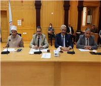 جامعة الأزهر توجه الشكر للرئيس للموافقة على إنشاء كوبري ثالثللمشاة
