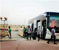 المنتخب السعودي للناشئين يدخل معسكر بنادي إيرو سبورت   صور