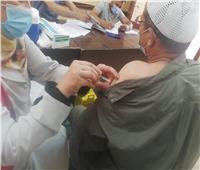 الفرق الطبية المتحركة تواصل تطعيم المواطنين بمكاتب بريد الشرقية