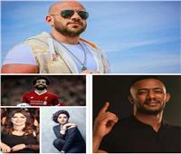  «محمود عبدالعزيز ومحمد رمضان وسولاف وهالة صدقي».. أبرز نجوم برج الجوزاء