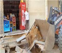 «حي الطالبية» يواصل توسعة الشوارع الرابطة بين «الهرم وترسا»