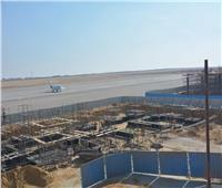 إغلاق مطار سفنكس 3 شهور لإنهاء تطويره استعدادا لافتتاح المتحف الكبير