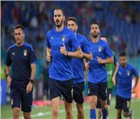 مانشيني يعلن تشكيل إيطاليا أمام سويسرا في «يورو 2020»