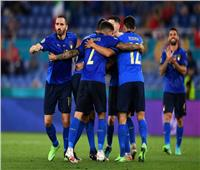 إيموبيلي يسجل الهدف الثالث لإيطاليا في سويسرا  فيديو