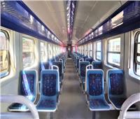 السكة الحديد تعدل تركيب بعض القطارات