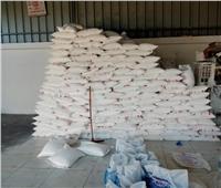 ضبط ٨٧ مخبز بلدي مخالف خلال حملات تموينية بالبحيرة