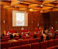 تكريم الناقد السينمائي كمال رمزي في أولى فعاليات مهرجان الإسماعيلية