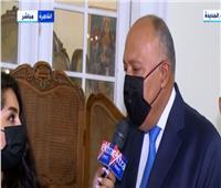 فيديو| وزير الخارجية: «مصر فقدت أعز رجالها لحفظ السلاموتحقيق الاستقرار»