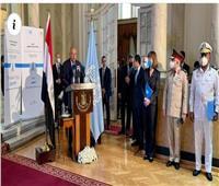 وزير الخارجية يشارك في احتفالية اليوم الدولي لحفظة السلام التابعين للأمم المتحدة