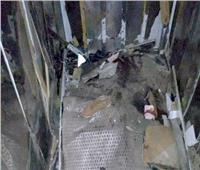 مصرع وإصابة 4 أشخاص سقط بهم «مصعد» في الغربية