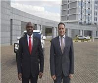 سفير مصر لدى مالاوي يبحث مع وزير الخارجية سبل تعزيز التعاون المشترك