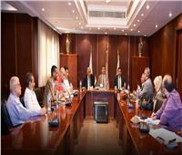 «غرفة الجيزة» تبحث عودة العمالة المصرية إلى ليبيا