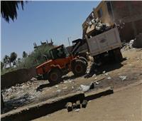 مخالفة بيئيةعلى 6 قراريط داخل الكتلة السكنية بمدينة البياضية