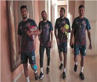 دوري أبطال إفريقيا| الأهلي يتوجه إلى استاد رادس لخوض مرانه الثاني في تونس