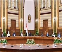 الرئيس السيسي: قوى الإرهاب والتطرف والميليشيات لا تستطيع قيادة الدول