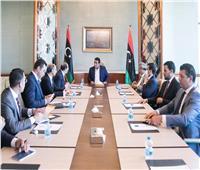 اللواء عباس كامل يبحث مع الدبيبة والمنفي تعزيز العلاقات الثنائية والتطورات الإقليمية