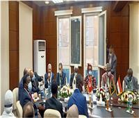 بدء أول اجتماع لمنظمة المدن والحكومات الأفريقية بالقاهرة