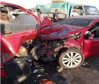 ارتفاع عدد ضحايا حادث «زفاف المنيا»  لـ 8 وفيات و 22 إصابة